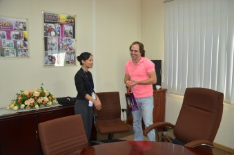 Dr Tsee Leng and Dr Bram