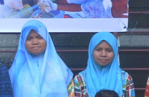 Our First Orang Asal Facilitators: Hadijah and Maryana