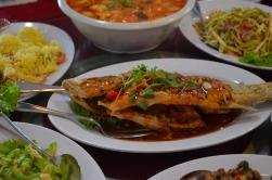 Delicious food at Payang Serai