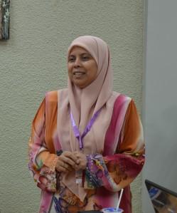 Prof Munirah Ghazali Director, RCE Penang