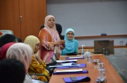 Prof Munirah and Prof Zalina