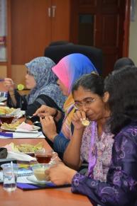 Postgraduate Students of Prof Munirah
