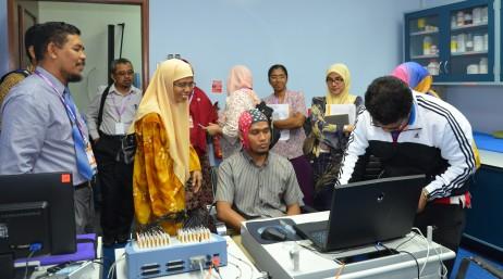 Demonstration of EEG as a Neurocognitive Assessment Tool