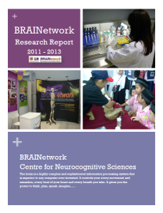 BRAINetwork Annual Report 2011-2013
