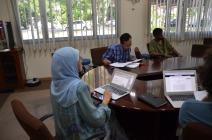 Prof Zalina, Dr Mujahid and Jay