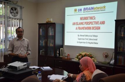 Fakhru's Presentation