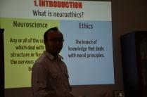 Defining Neuroethics