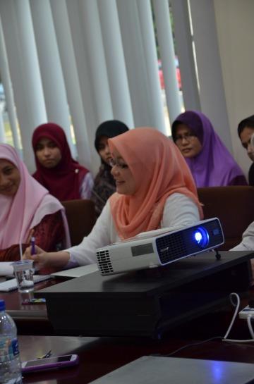 Attentive participants