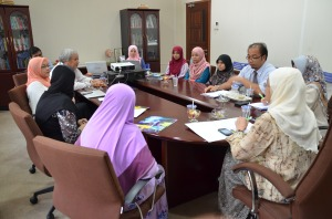 Discussions between BRAINetwork and UiTM