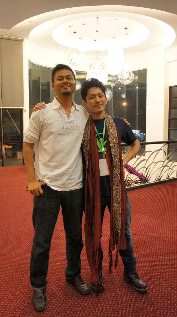 Rahim and Naoki